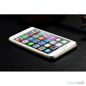Luksus-bag-cover-til-iPhone-6,-syet-laeder-hvid-forsiden4