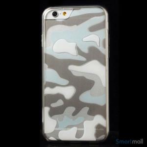 Semitransparent-cover-til-iPhone-6-med-spaendende-3D-camouflage-moenster-graa5