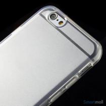 Bag-cover til iPhone 6, enkelt design med avancerede effekter - Gennemsigtig3