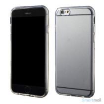 Bag-cover til iPhone 6, enkelt design med avancerede effekter - Gennemsigtig6