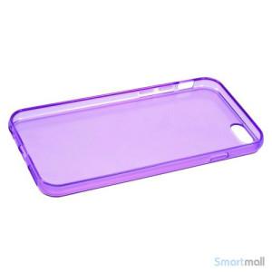 Bag-cover til iPhone 6, enkelt design med avancerede effekter - Lilla5