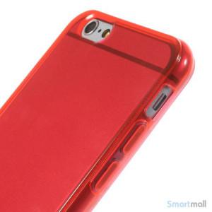Bag-cover til iPhone 6, enkelt design med avancerede effekter - Roed3
