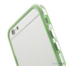 Beskyttende bumper for iPhone 6 i bloed TPU-plast - Groen4