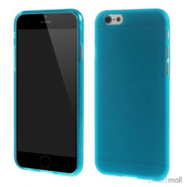 Bloedt fleksibelt cover til iPhone 6 i miljoevenlige materialer - Baby Blaa