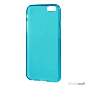 Bloedt fleksibelt cover til iPhone 6 i miljoevenlige materialer - Baby Blaa5