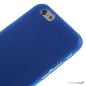 Bloedt fleksibelt cover til iPhone 6 i miljoevenlige materialer - Dybblaa3