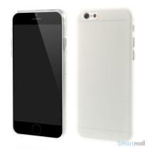 Bloedt fleksibelt cover til iPhone 6 i miljoevenlige materialer - Gennemsigtig