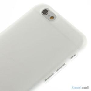 Bloedt fleksibelt cover til iPhone 6 i miljoevenlige materialer - Gennemsigtig3