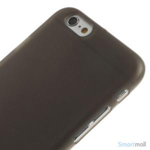 Bloedt fleksibelt cover til iPhone 6 i miljoevenlige materialer - Graa3