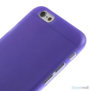 Bloedt fleksibelt cover til iPhone 6 i miljoevenlige materialer - Lilla3