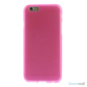 Bloedt fleksibelt cover til iPhone 6 i miljoevenlige materialer - Rose2