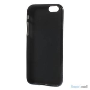 Bloedt fleksibelt cover til iPhone 6 i miljoevenlige materialer - Sort5