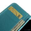 Dekorativ pung til iPhone 6, laeder med motiver i oliemaling - Starry Sky6