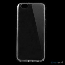 Elegant og ultratyndt cover til iPhone 6 i transparent look - Gennemsigtig