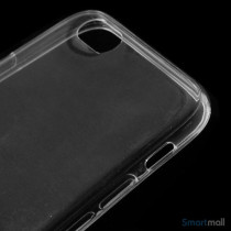 Elegant og ultratyndt cover til iPhone 6 i transparent look - Gennemsigtig2