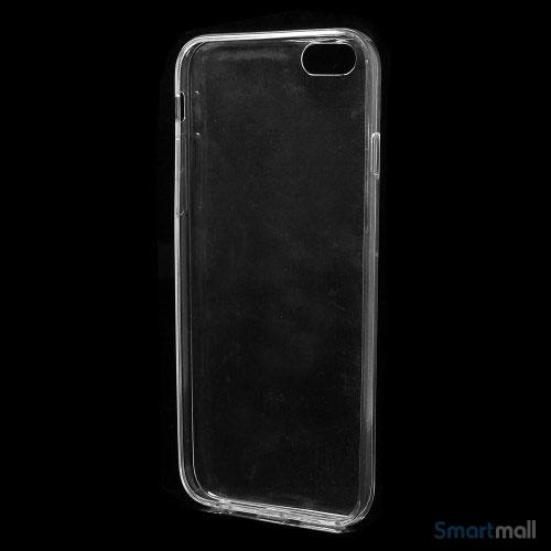 Elegant og ultratyndt cover til iPhone 6 i transparent look - Gennemsigtig3 8a1328b676ae0