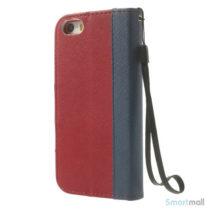 enkel-tofarvet-laederpung-til-iphone-5-og-iphone-5s-moerkeblaa-roed2