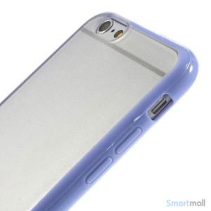 Enkelt stilfuldt cover med god beskyttelse for iPhone 6 - Dybblaa4