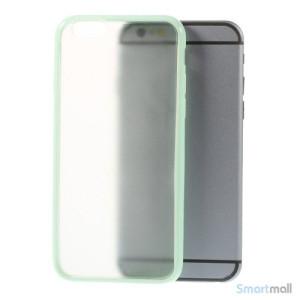 Enkelt stilfuldt cover med god beskyttelse for iPhone 6 - Mint2