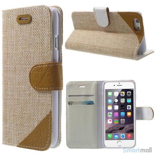 flip-cover-i-bloedt-laeder-til-iphone-6-med-haandstrop-brun