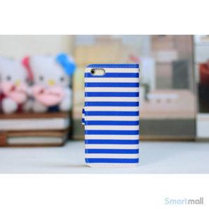 kombineret-laederpung-og-hardcase-for-iphone-5-5s-blaa-striber-hvid2