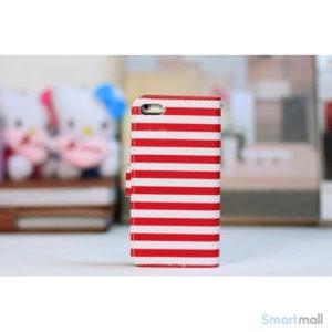 kombineret-laederpung-og-hardcase-for-iphone-5-5s-roed-striber-hvid2