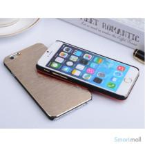 MOTOMO cover til iPhone 6 i slidstaerkt boerstet aluminium - Champagne5