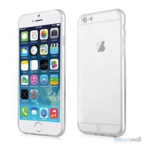 Original Baseus cover til iPhone 6 i let og luftigt design - Gennemsigtig
