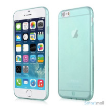 Original Baseus cover til iPhone 6 i let og luftigt design - Gennemsigtig-Blaa