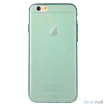 Original Baseus cover til iPhone 6 i let og luftigt design - Gennemsigtig-Blaa3