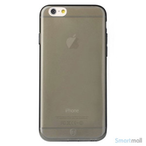 Original Baseus cover til iPhone 6 i let og luftigt design - Gennemsigtig-Graa3