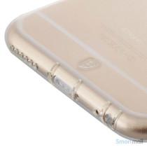 Original Baseus cover til iPhone 6 i let og luftigt design - Gennemsigtig5