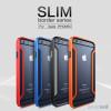 Original Nillkin-bumper til iPhone 6, Armor-Border serien - Blaa6