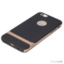 Original ROCK Royce cover til iPhone 6 og 6s i laekkert design - Guld