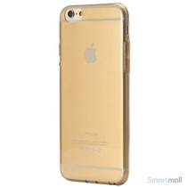 Original ROCK cover til iPhone 6, ultra tynd letvaegtsudgave - Guld