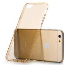 Original ROCK cover til iPhone 6, ultra tynd letvaegtsudgave - Guld2