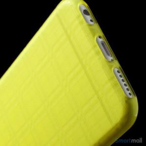 Praktisk iPhone 6 cover i laekker bloed gummi-plast - Groen5