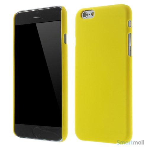 Prisbilligt cover til iPhone 6 med god beskyttelse - Gul