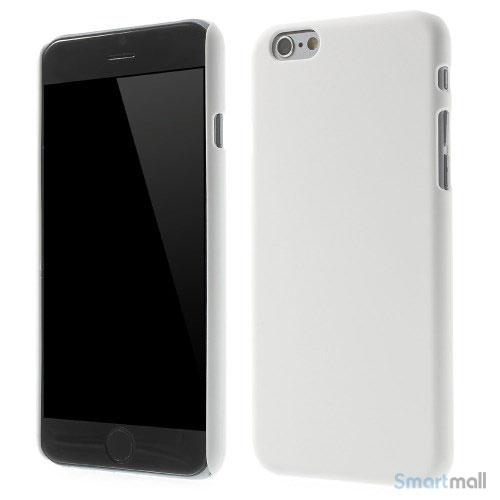 Prisbilligt cover til iPhone 6 med god beskyttelse - Hvid