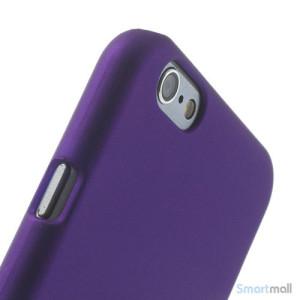 Prisbilligt cover til iPhone 6 med god beskyttelse - Lilla6