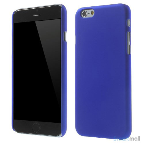 Prisbilligt cover til iPhone 6 med god beskyttelse - Moerkeblaa