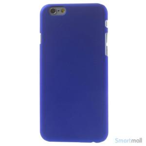 Prisbilligt cover til iPhone 6 med god beskyttelse - Moerkeblaa2