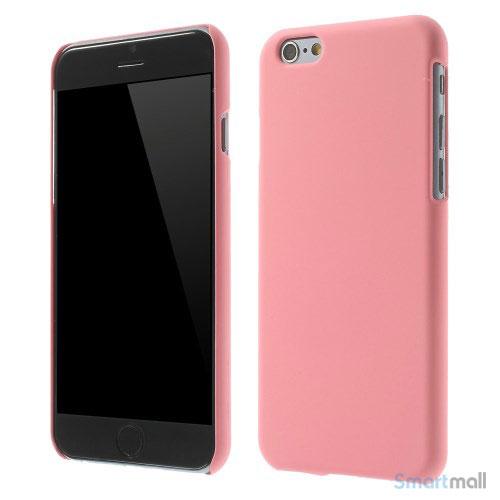 Prisbilligt cover til iPhone 6 med god beskyttelse - Pink