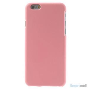 Prisbilligt cover til iPhone 6 med god beskyttelse - Pink2