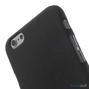 Prisbilligt cover til iPhone 6 med god beskyttelse - Sort6