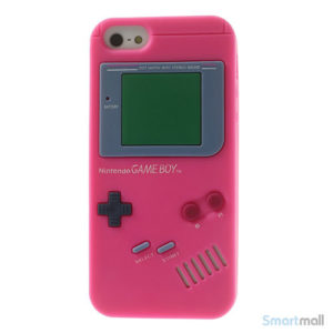 sjovt-nintendo-inspireret-silikone-cover-til-iphone-5-og-5s-rose