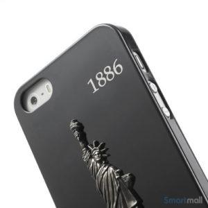 solidt-alu-cover-med-frihedsgudinden-for-iphone-5-og-5s-sort-frihedsgudinden5