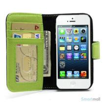 sort-laederpung-med-smarte-detaljer-til-iphone-5-og-5s-sort-groen6