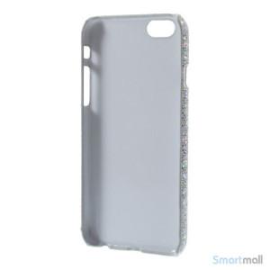 Spaendende laeder-cover til iPhone 6, med paillet-effekt - Soelv5