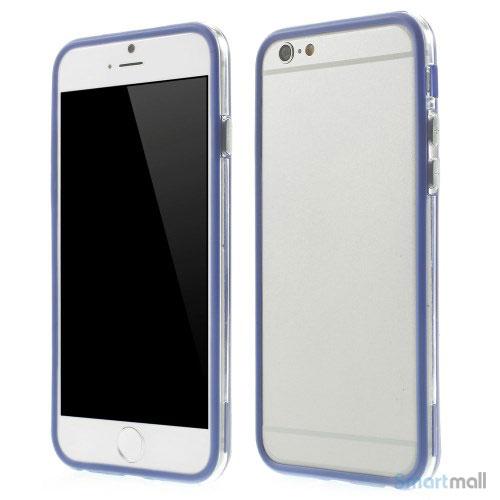 tpu-hybrid-bumper-til-iphone-6-og-6s-blaa